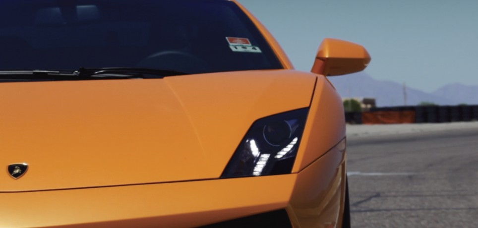 ESS Tuning - A Supercharged Lamborghini LP-550 Commercial