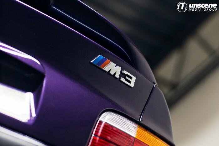 Project Aubergine: M3 Badge