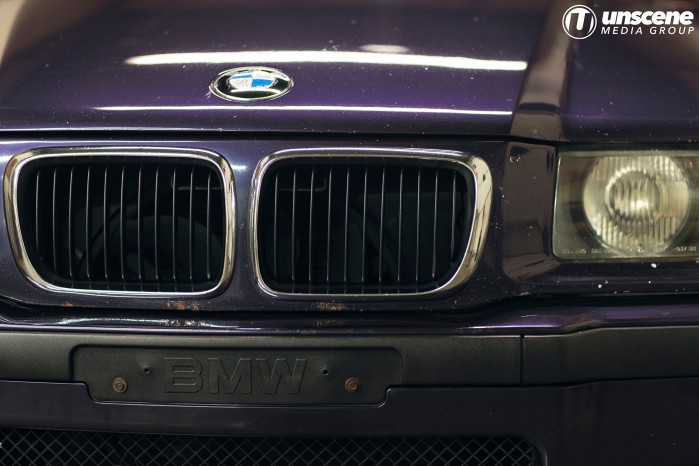 Project Aubergine: Grille Surround