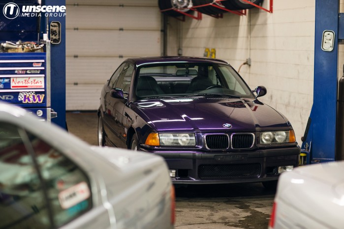 Project Aubergine: At e-Fab Motorsport