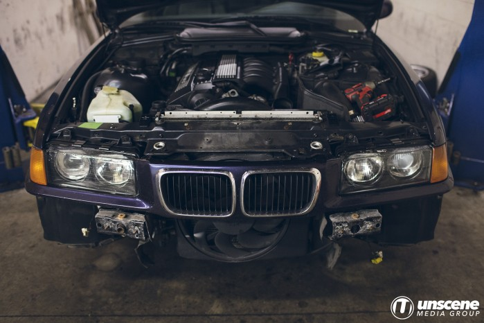 Project Aubergine: Cooling System Teardown