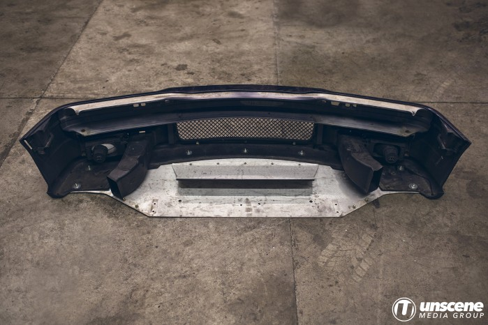 Project Aubergine: Motion Motorsports Aluminum Underpanel