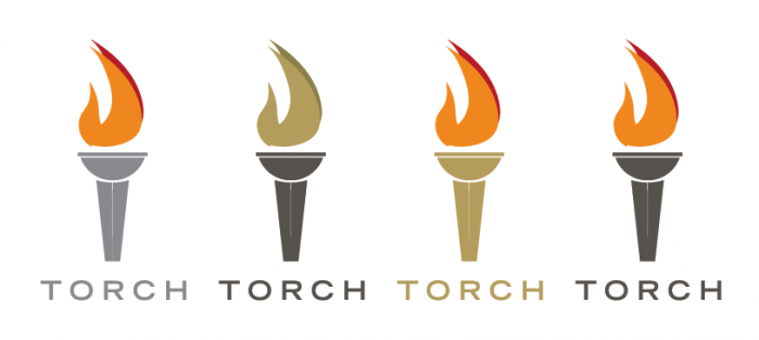 Torch: Logo Colorways