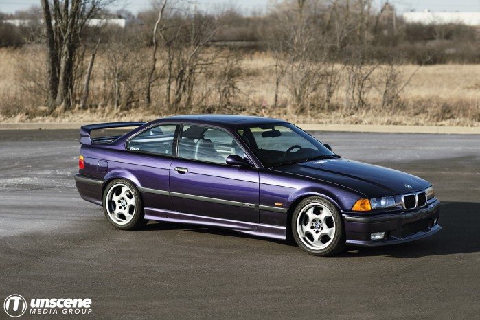 Project Aubergine: Techno Violet M3 Update