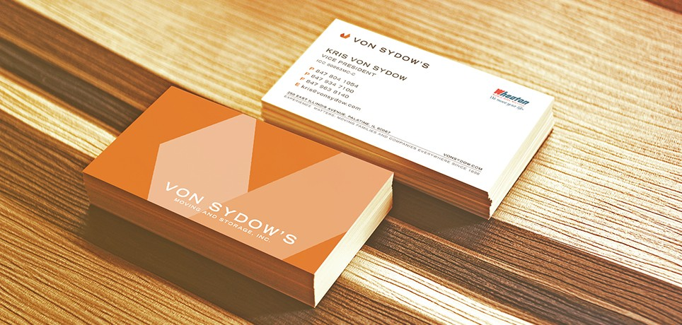 Von Sydow's Re-Branding Project
