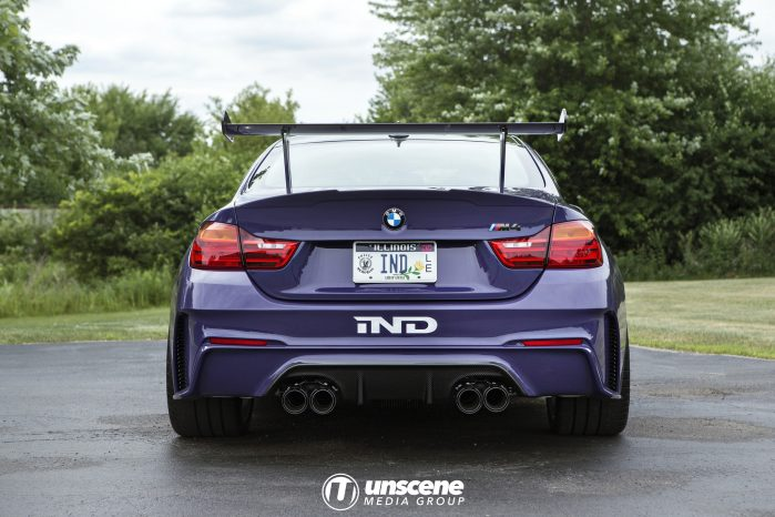 IND M4 Shoot for MPact 2016 - GTS Wing with RKP High Mounts