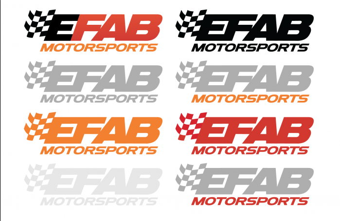 eFab 2016 Logo Colorways