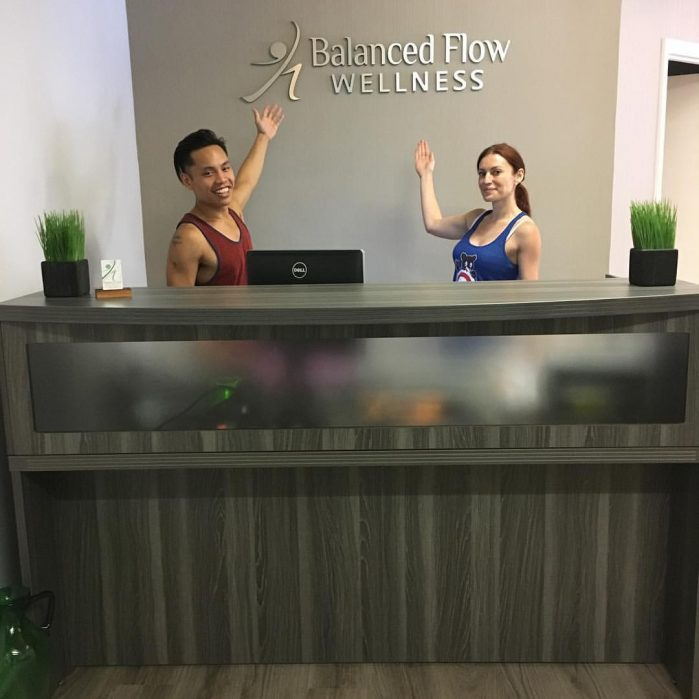 Balanced Flow Wellness logo