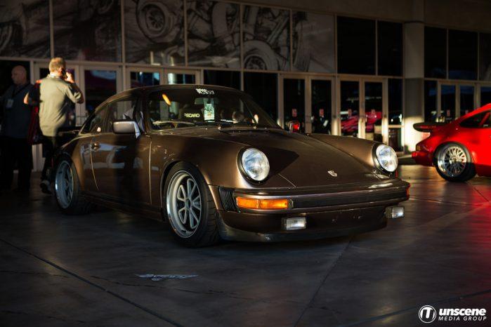Chris Marion's KW Classic Porsche 911
