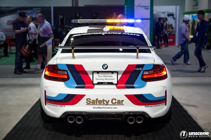 BMW Moto GP M2 Safety Car