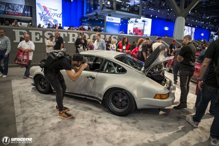 IDA Automotive Porsche 930 Turbo